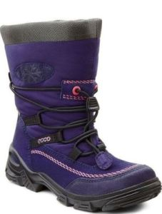 Cizme pentru zapada fete ECCO Snowboarder_499,90 lei