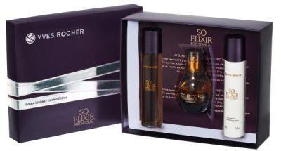 Set So Elixir Bois Sensuel