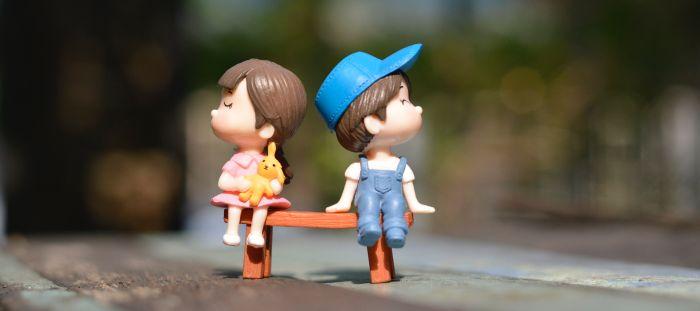figurine papusi cuplu