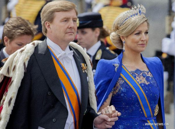 rege Willem-Alexander olanda