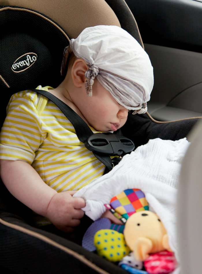 Scaunul auto face parte din categoria articole pentru bebeluși