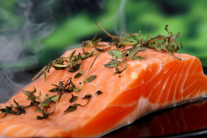 Peștele gras conține vitamina D